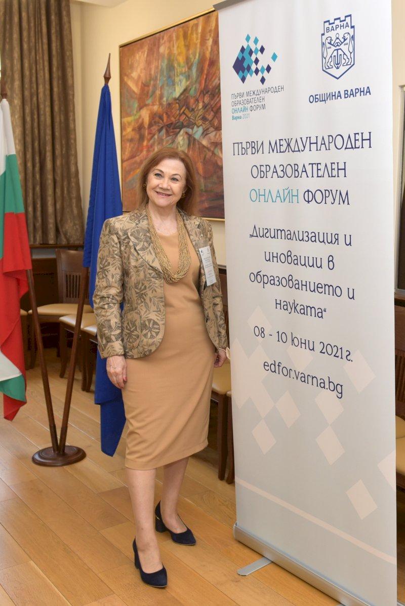 Славничка Ангеловаи -Общ.Варна-организатор
