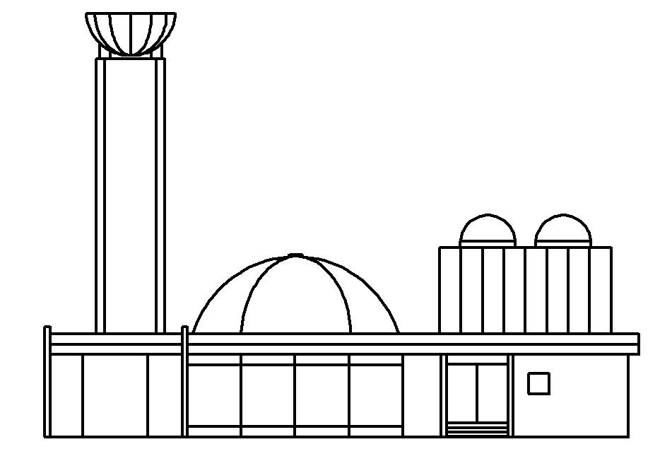 """Център за подкрепа за личностно развитие - Народна астрономическа обсерватория и планетариум """"Николай Коперник"""""""